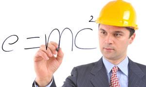 正在写公式的建筑工程师
