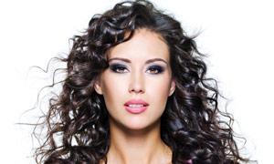 国外美女人物发型系列高清图片1