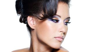 国外美女人物发型系列高清图片3