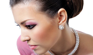 国外美女人物发型系列高清图片5