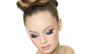 美女人物发型美发高清摄影图片