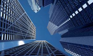 城市建筑物摄影图片
