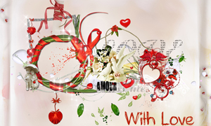 �W�����a���N���ز�(Scrapbook - With Love)