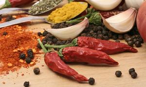 烹饪食材调味料高清摄影图片