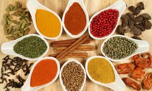 烹饪食材调味品配料高清摄影图片
