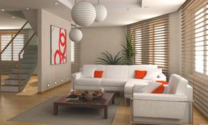 室内家具摆设装饰高清摄影图片