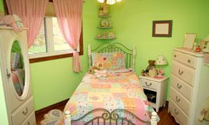 儿童房装修效果高清图片