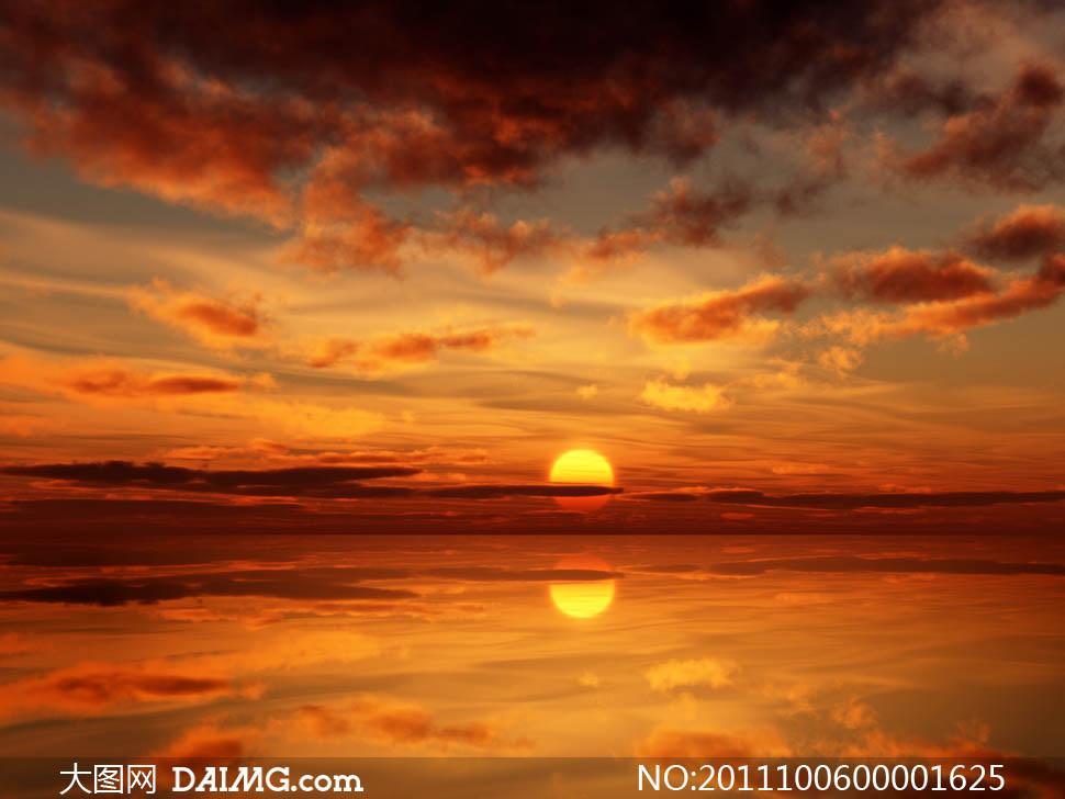 美丽风景图片长方形