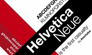 HelveticaNeueLTStd系列英文字体下载