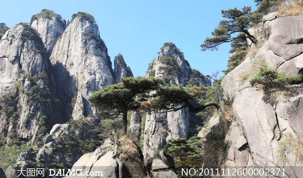 三清山旅游风景摄影图片图片