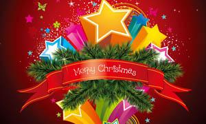 圣诞快乐海报设计PSD源文件