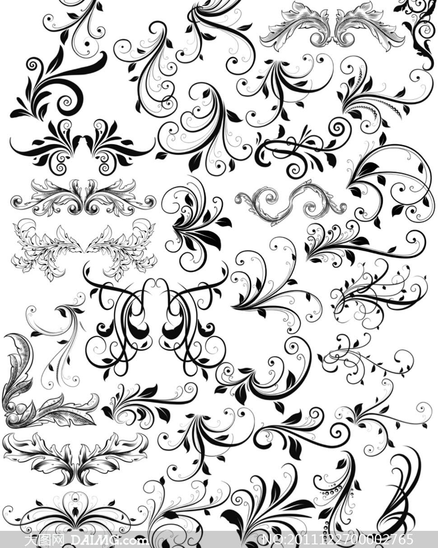 黑白创意设计图片大全