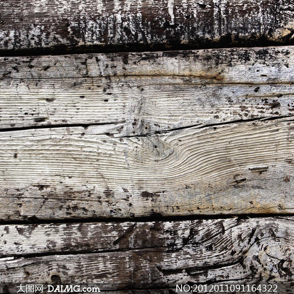 素材摄影图片木纹木板木质材质贴图复古怀旧破旧颓废