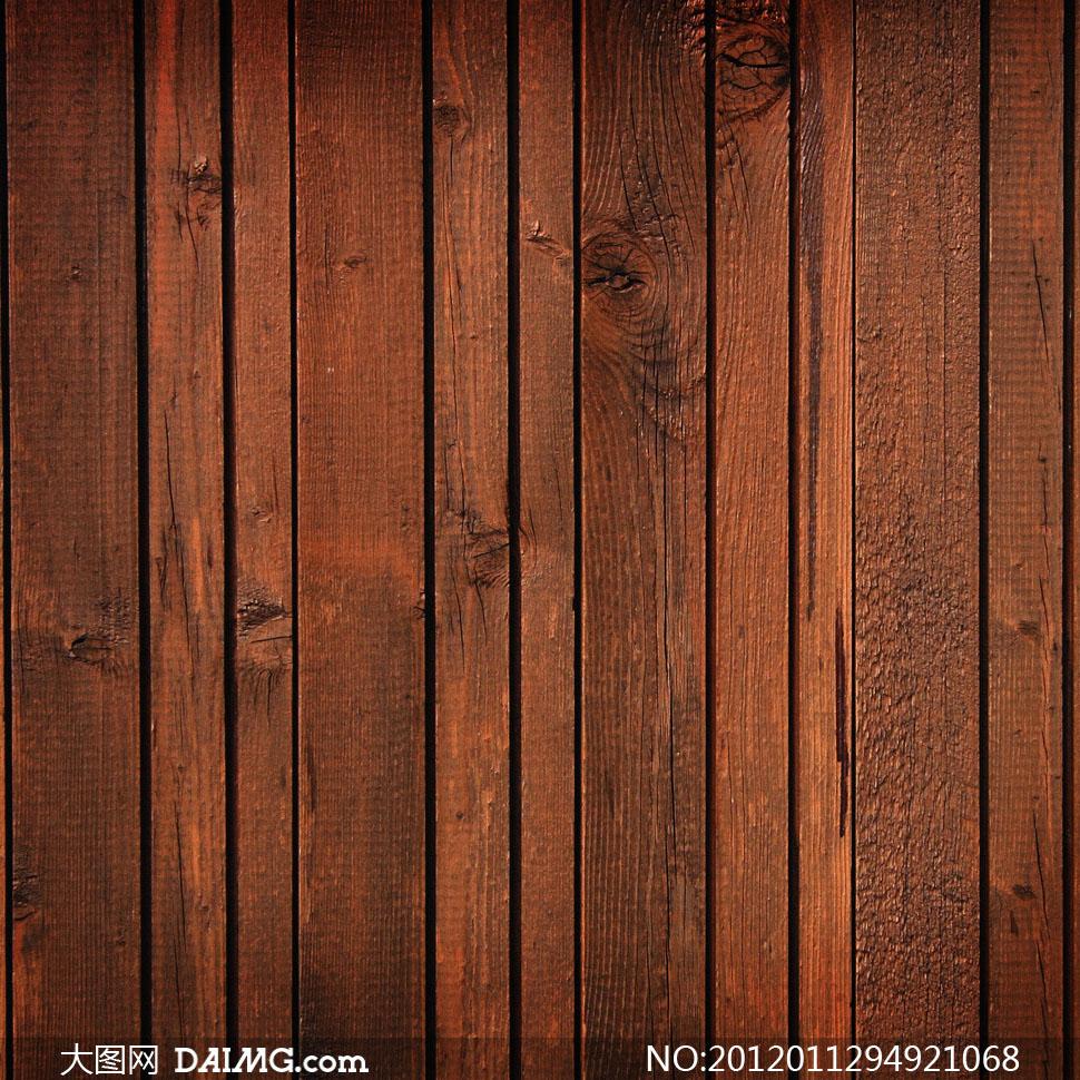 高清大图素材摄影图片木纹木板木质材质贴图棕红色