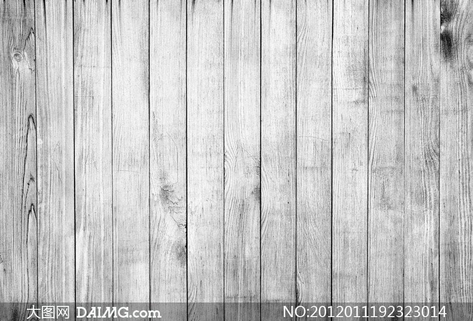 高清大图素材摄影图片木纹木板木质材质贴图复古怀旧破旧灰白灰色