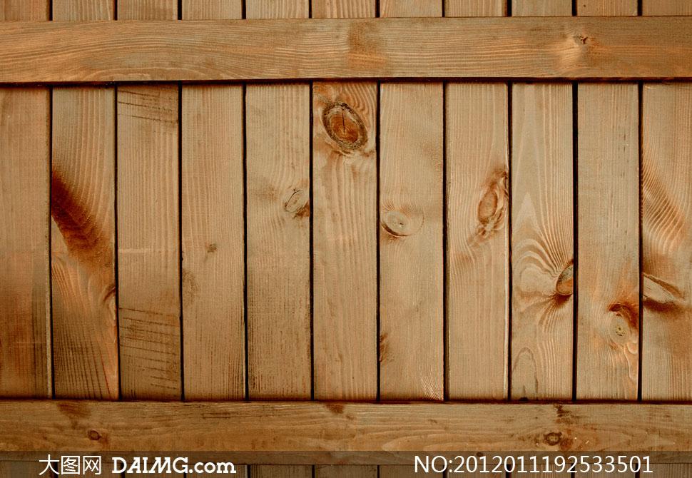 坚固耐用的木板高清摄影图片