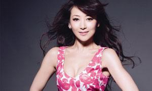 女演员陈紫函写真高清摄影图片