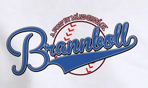 Brannboll(创意英文手写字体)
