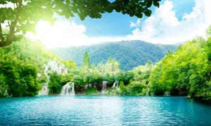 令人心旷神怡的自然美景高清摄影图片