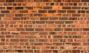 砖墙纹理高清摄影图片
