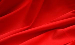 红色布料背景高清摄影图片