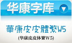 华康皮皮体繁W5