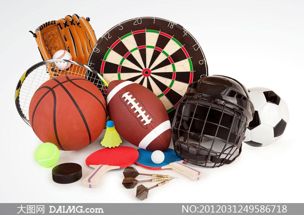 飞镖篮球图片等体育运动用品高清网球孙项哲击剑图片