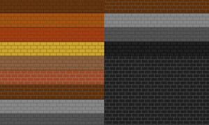 磨砂效果的墙面填充图案