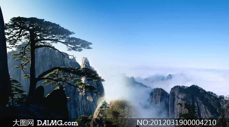 (原创)美哉——黄山: - liangshange - 一线天