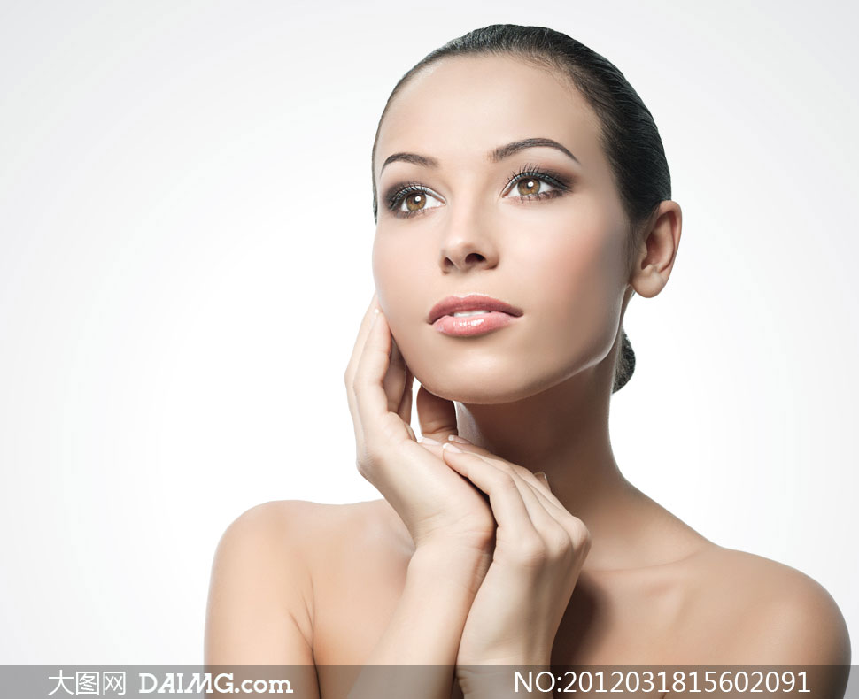 美容化妆品广告美女模特摄影高清图片 +大图网