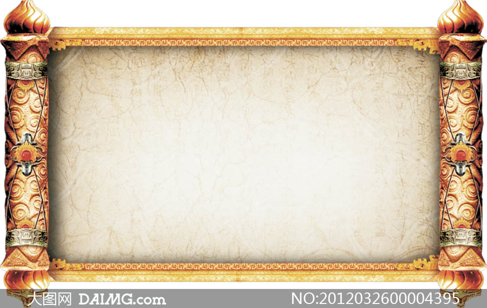 ppt 背景 背景图片 边框 模板 设计 相框 970_615