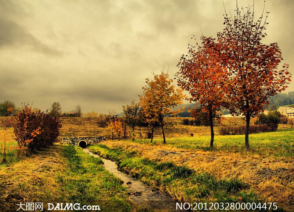 乌云天空美丽风光美丽风景秋季风光自然风景自然景观摄影高清图片素材图片
