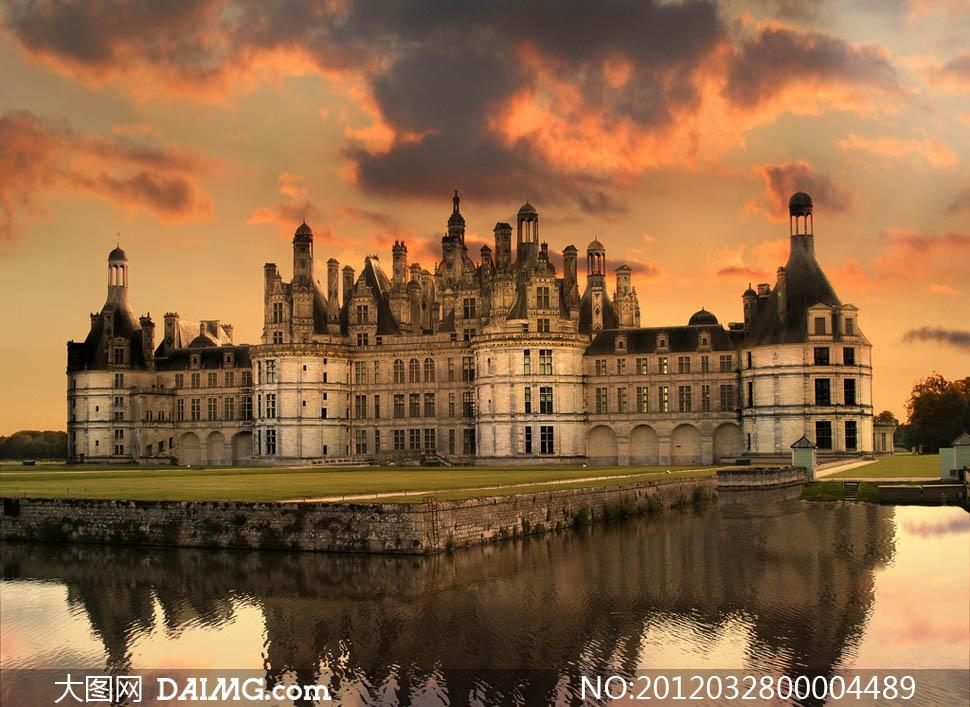 城堡宫殿城堡建筑宫殿皇宫国外建筑旅游建筑图片