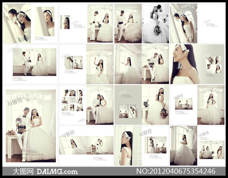 软件,婚纱照相册排版,婚纱照排版设计,婚纱照排版 ...