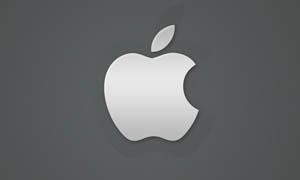 苹果公司LOGO设计PSD分层素材