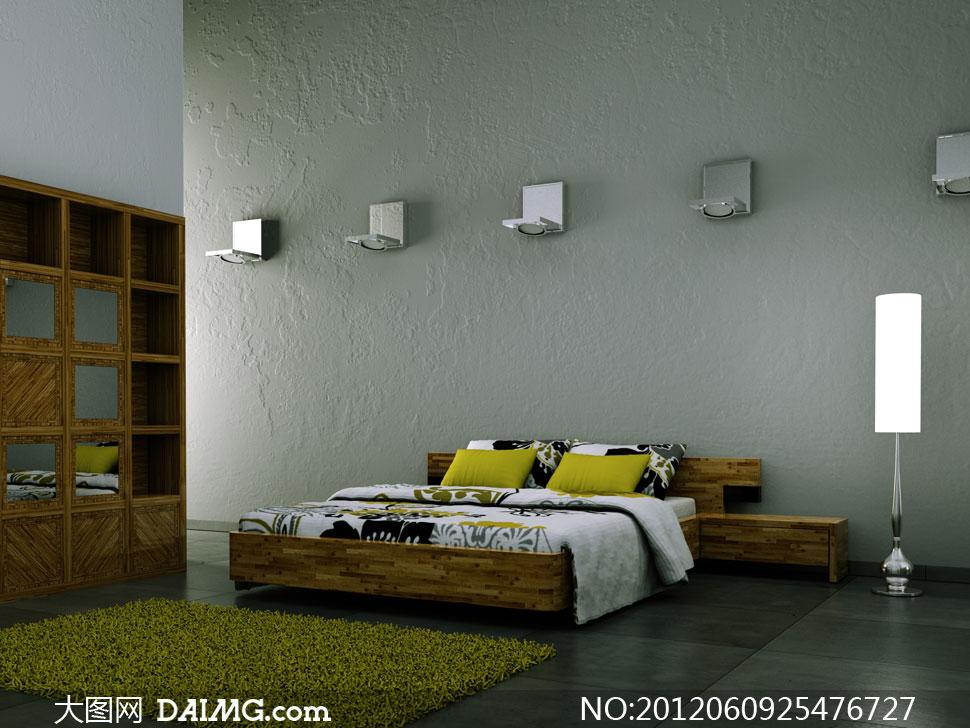 背景墙 房间 家居 起居室 设计 卧室 卧室装修 现代 装修 970_728