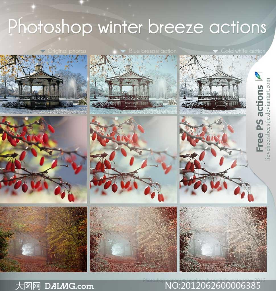 调调色动作 上一篇: 静物照片青色调唯美调色动作