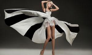 长腿性感美女模特人物摄影高清图片