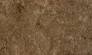 裂缝效果的土地纹理高清图片素材
