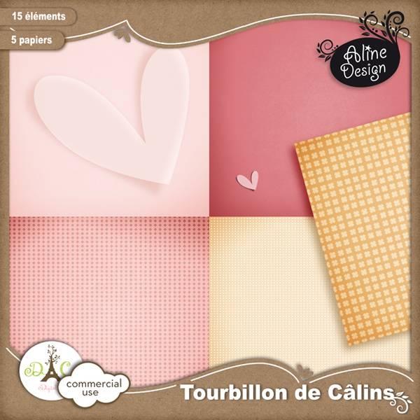 可爱心形和背景底纹等图片素材下载,Tourbillon de Calins partie2