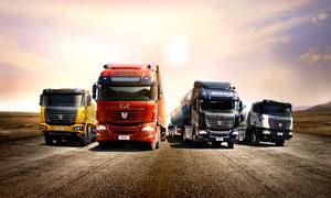 联合卡车产品系列重卡展示高清图片