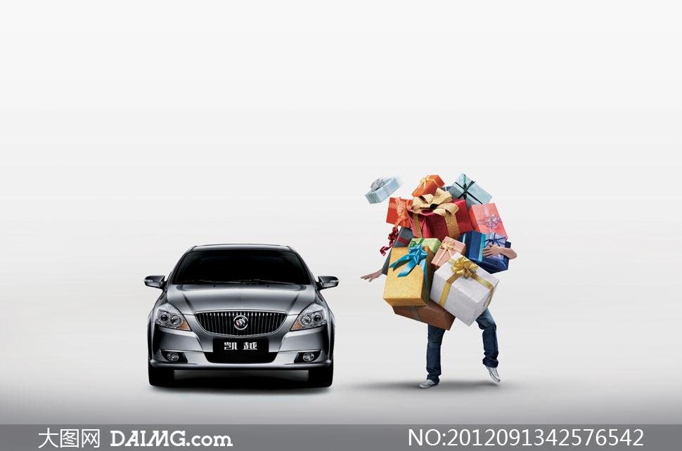 上海通用别克凯越Excelle广告图片
