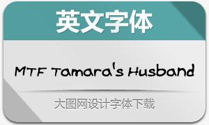MTF Tamara's Husband(手写体)