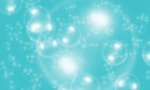 透明气泡笔刷