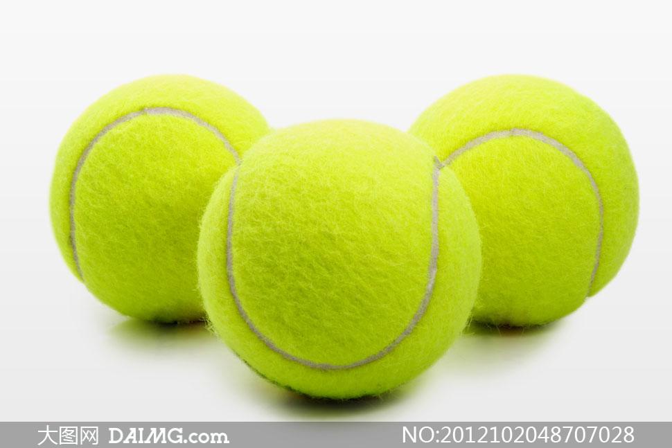 网球摄影_网球摄影图_体育用品