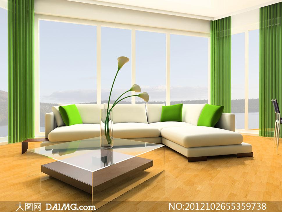 室内设计中3d渲染的效果图和草图搭配c4d的效果图那个