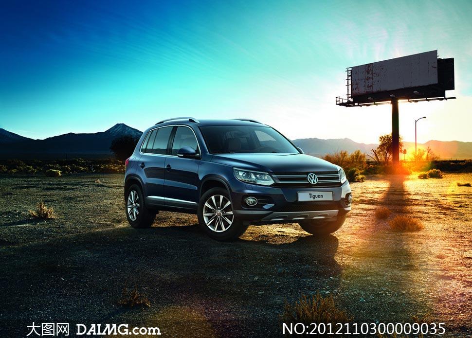 进口车市网_进口大众Tiguan汽车摄影图片 - 大图网素材daimg.com