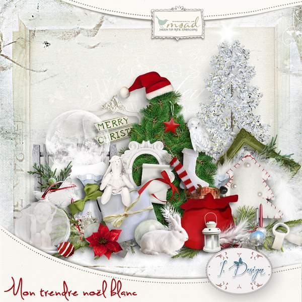 圣诞礼物和花朵边框等图片素材