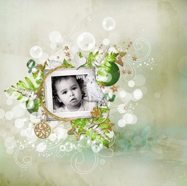 圣诞节装饰和动感背景图片素材图片