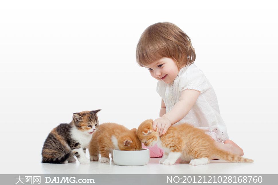 10小女孩图片可爱